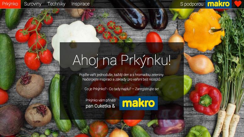 Prkynko.cz_homepage