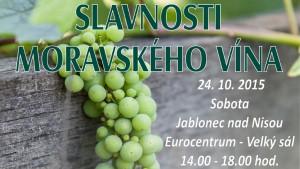 slavnosti vina Jablonec